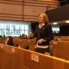 Maria Grapini a pledat în PE pentru cazul Cameliei Smicală