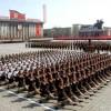 Mii de nord-coreeni au ieșit pe străzi la Phenian