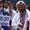 """Protest la Ambasada Finlanda față de """"cazul Smicală"""""""