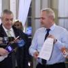 Tăriceanu critică mitingurile anunțate de PSD