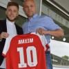 Alexandru Maxim se desparte de VfB Stuttgart