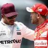 Vettel, provocat de Hamilton