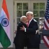 Premierul Indiei, primit de Trump la Casa Albă