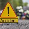 Camion plin cu azotat, răsturnat în Buzău