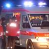 O mașină, lovită de tren în Mureș