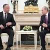 Dodon, invitat de Putin la Moscova