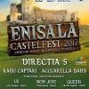 Artiști de top, la Enisala Castelfest 2017