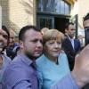 Scade încrederea germanilor în Merkel