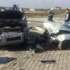 Accident cumplit în Timiș. Trei mașini, implicate!