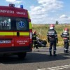 Accident cumplit, pe DN2, în Vrancea