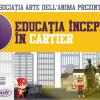 """""""Educația începe în cartier"""" – proiect de teatru social în sectorul 4"""