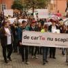 Sute de copii și tineri, la Marșul Lecturii