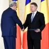 Iohannis deschide anul şcolar printr-un atac la Guvernul Tudose