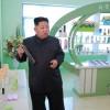 Kim Jong-un a vizitat o fabrică de cosmetice