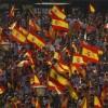 Miting uriaș la Madrid pentru unitatea Spaniei