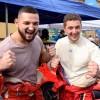 """""""Fioroșii """"din MMA în duel cu caii putere!"""