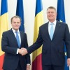 Iohannis, la lucrările Consiliului European