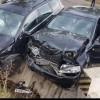 Accident teribil în Galați. Doi morți și trei răniți!
