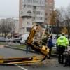 Accident grav de muncă în Călărași