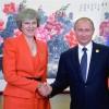 Theresa May, mesaj dur către Putin