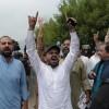 Val de proteste în Pakistan