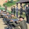 Soldații nord-coreeni de la frontieră, schimbați