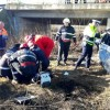 Accident teribil în Tulcea. Doi grav răniți!