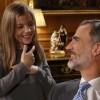 Scandal: Regele Spania și-a decorat fiica!