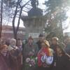 Umaniștii Mariei Grapini îl omagiază pe Mihai Eminescu și la Timișoara