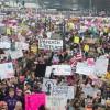 Marșul Femeilor Americane, protest împotriva lui Trump
