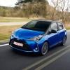 Toyota Yaris 2017 ,5 stele la testele de siguranță