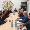 "Grupul ""Sistema Italia"", vizită la Timișoara"