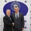Ministrul Deneș  s-a întâlnit cu comisarul pentru mediu, afaceri maritime și pescuit