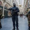 Vasta operațiune de securitate la Bruxelles