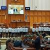 Deputații au adoptat, cu scandal, legile Justiției