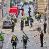 Explozie cumplită la o uzină chimică din Praga