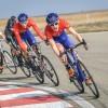 Debut de sezon în ciclismul autohton