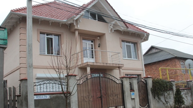 Casa guvernator banca moldova for Banca in casa