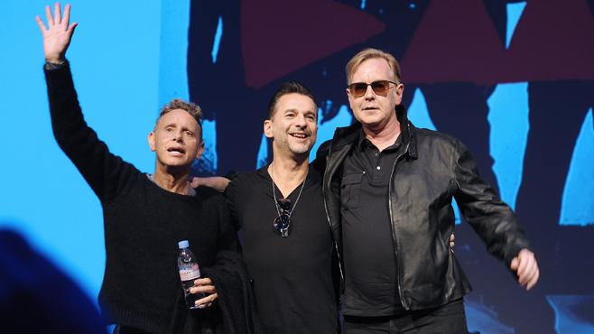 Depeche Mode Concert Switzerland Tour