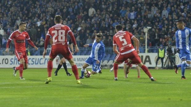 Universitatea Craiova – Dinamo Bucuresti 0-2, Liga 1 ...   Dinamo Craiova