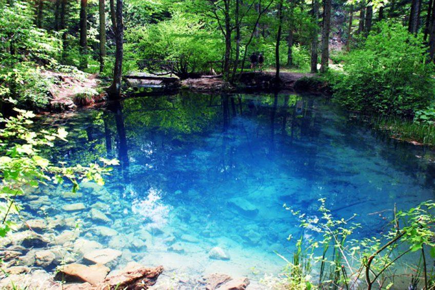 Lacul Albastru, minunea din Maramureș