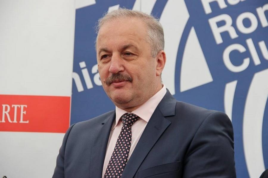 Vasile Dancu ar putea fi coordonatorul proiectului ...  |Vasile Dancu