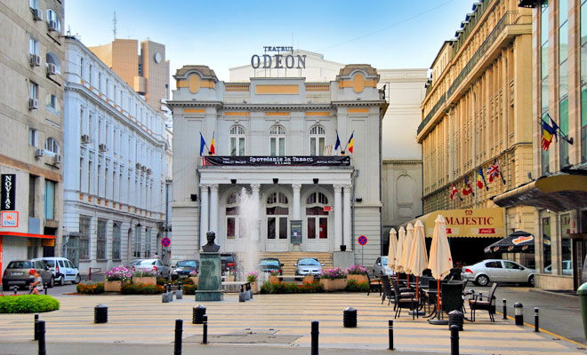 Samsung aduce One Night Gallery la Teatrul Odeon