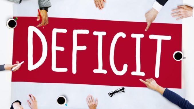 Deficitul bugetar, 0,33 %, din PIB, în ianuarie 2021