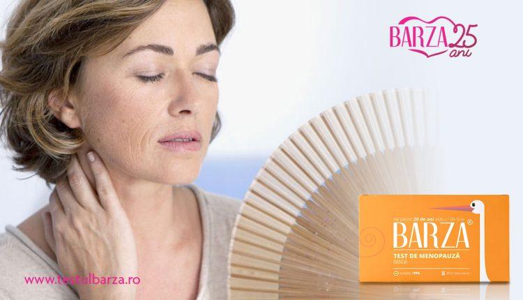 Cand apare menopauza si care sunt simptomele