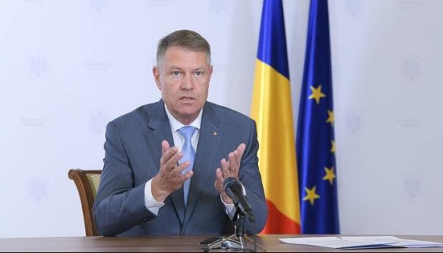 Președintele Iohannis, implicare totală: Am decis să convoc o ședință pentru instituirea unor restricții. Este alarmantă lipsa de acțiuni concrete ale autorităților!